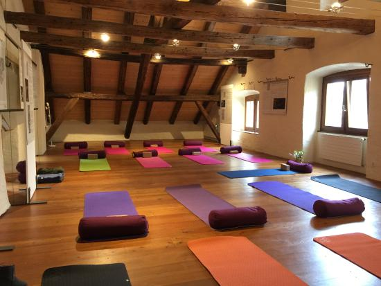 Locanda Dazio Grande: sala per corsi yoga,pilates ecc