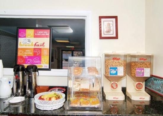 Econo Lodge Inn & Suites Denver: Restaurant