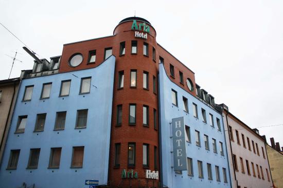 Aria Hotel: Общий вид отеля