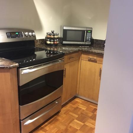 kitchen - ambassador suite - Picture of Hyatt Regency Waikiki Resort ...
