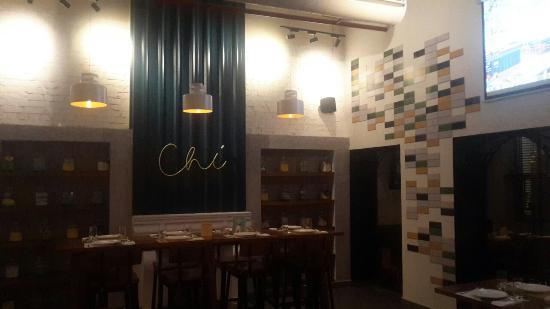 Chi Asian Cookhouse, Janpath