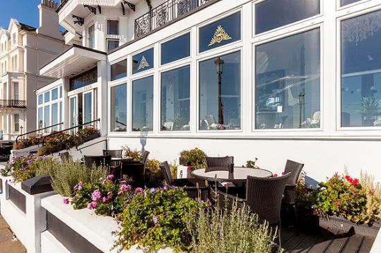 East beach hotel eastbourne england omd men och for 50 eastbourne terrace
