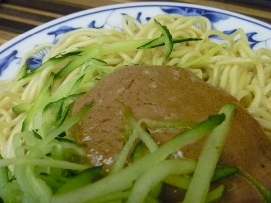 陳家涼麵照片