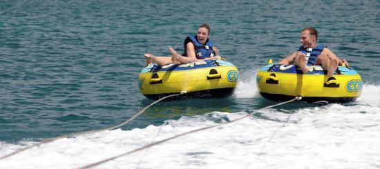 Rendezvous Resort: Tubing