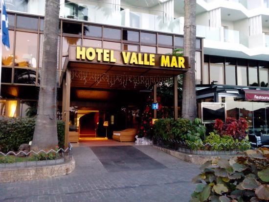 Entrada hotel valle mar picture of vallemar puerto de la cruz tripadvisor - Hotel vallemar puerto de la cruz ...