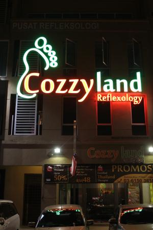 Cozzyland Reflexology & Family Spa