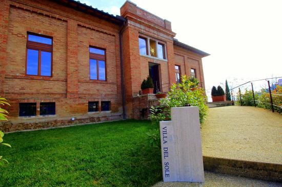 Villa del Sole Siena