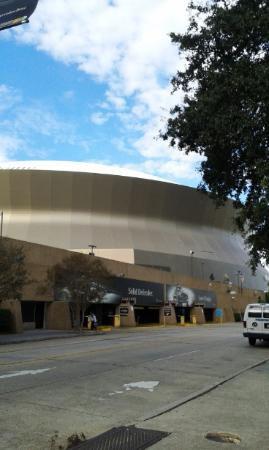 Mercedes benz superdome photo de mercedes benz superdome for Hotels near mercedes benz superdome in new orleans
