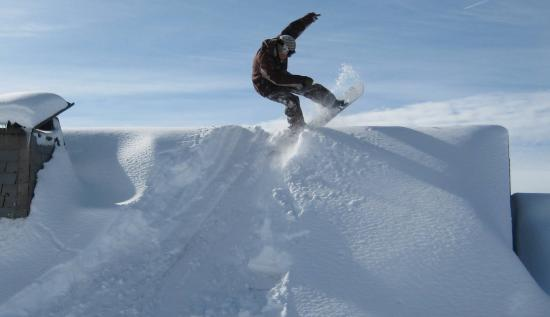 TORR Snowboarding: Chatel Freestyle