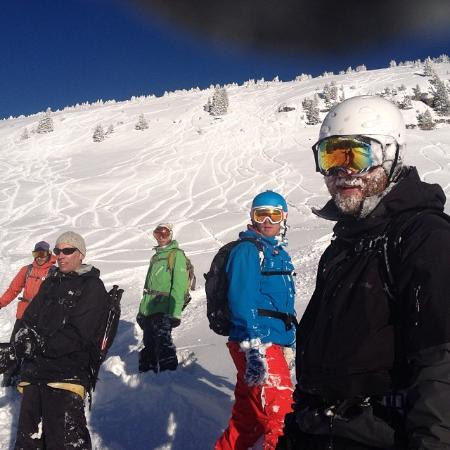 TORR Snowboarding: Chatel Powder Dreams