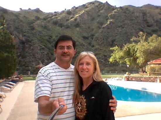Paso del Condor Mountain Hotel