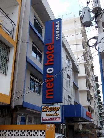 Metro Hotel Panama : Metro Hotel