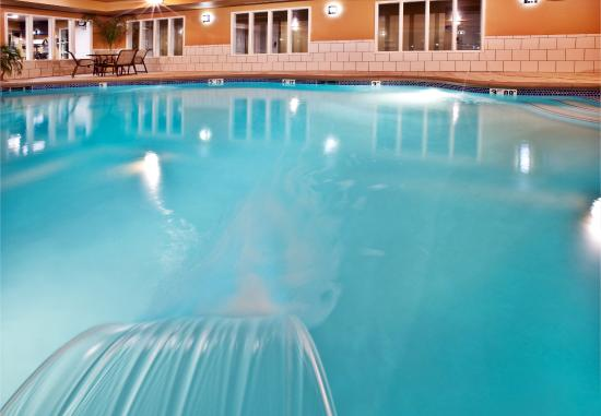 Crawfordsville, IN: Indoor Heated Swimming Pool