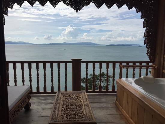 Balcony - Santhiya Koh Yao Yai Resort & Spa Photo