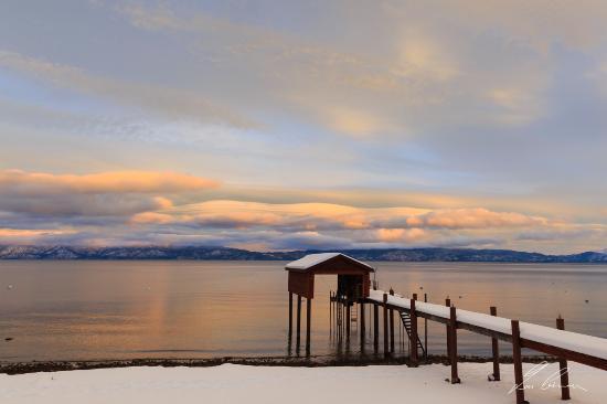 BEST WESTERN Station House Inn: La Casetta sul Lago Tahoe