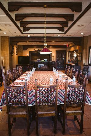 Holland Hotel Alpine Texas Restaurant