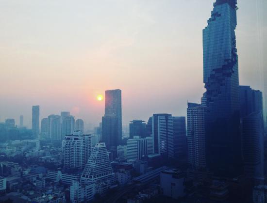 Pullman Bangkok Hotel G: Vista do quarto