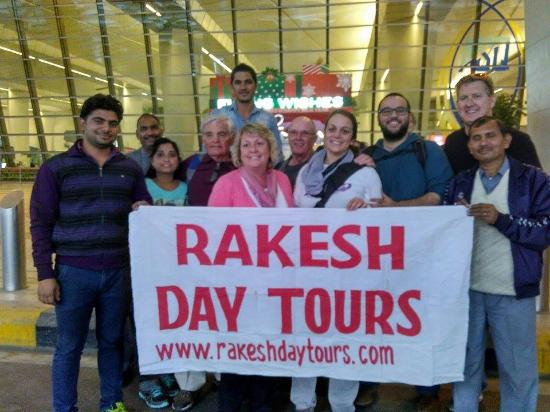 ‪Rakesh Day Tours‬