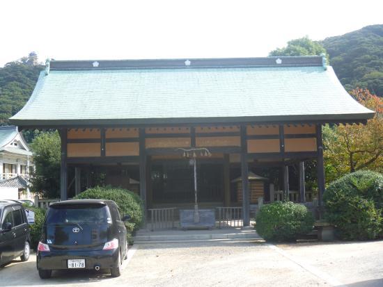 Kunimizuhiko Gokoku Shrine