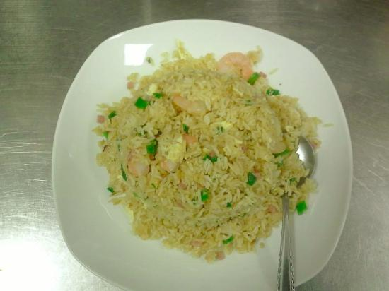 Dapto, Australia: this is the best fried rice i have ever had!
