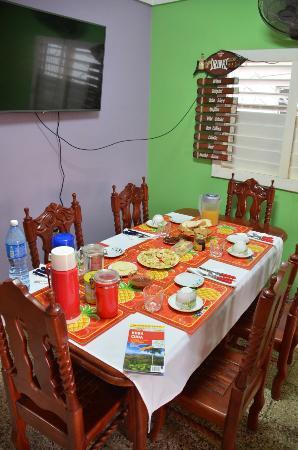Villa Pupi y Norma: Incredibly good food!!