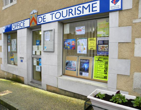 Le bureau daccueil photo de office de tourisme du pays - Office du tourisme seignosse le penon ...