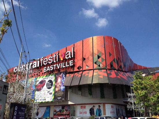 曼谷新视觉购物广场