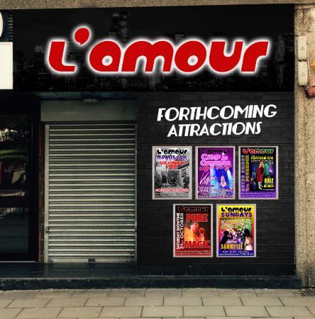 L'amour Cabaret Bar
