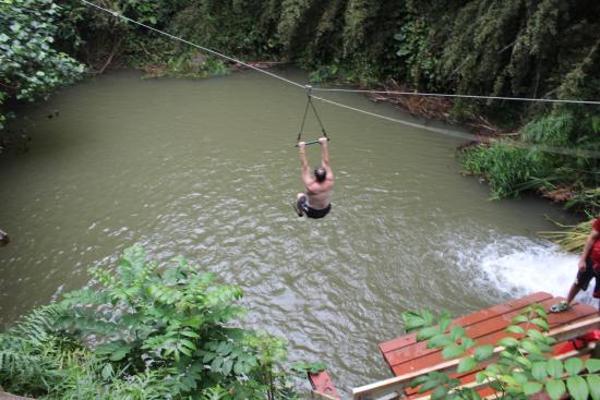 Kauai Kayak Zipline Tours