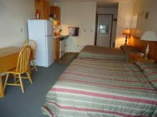 Fenelon Falls, Canadá: Standard Room