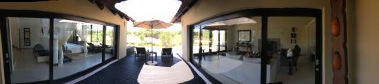 Lion Sands Ivory Lodge: Villa