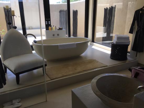Lion Sands Ivory Lodge: Bathroom