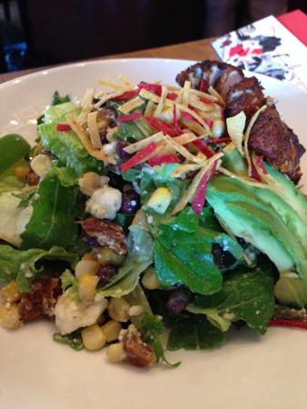 Santa Fe Salad Picture Of Earls Calgary Dalhousie Tripadvisor