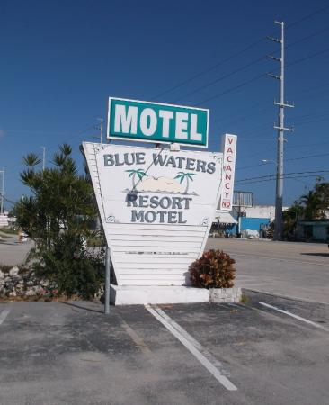 Blue Waters Motel: 1er mars 2015