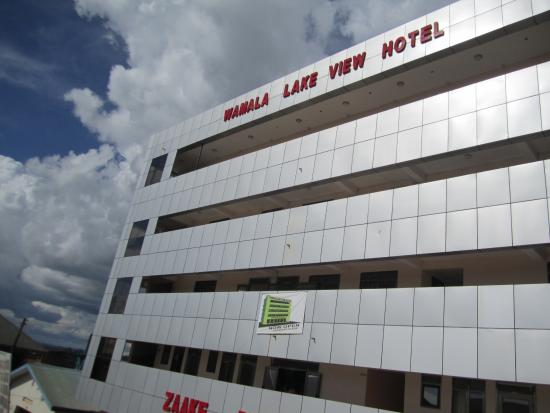 Wamala Lake View Hotel