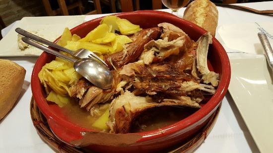 Restaurante Puerto Rico