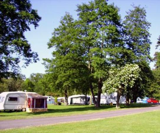 444ba6b5310 Like being trapped in a passive-agressive suburban cul-de-sac but with no  facilities... - Review of Morn Hill Caravan Club Site
