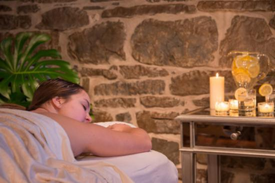 Trumansburg, estado de Nueva York: Peaceful at the Spa