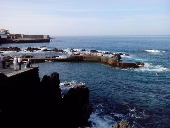 Playa jard n puerto de la cruz tenerife picture of - Playa jardin puerto de la cruz tenerife ...