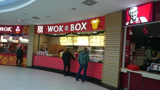 Wok & Box