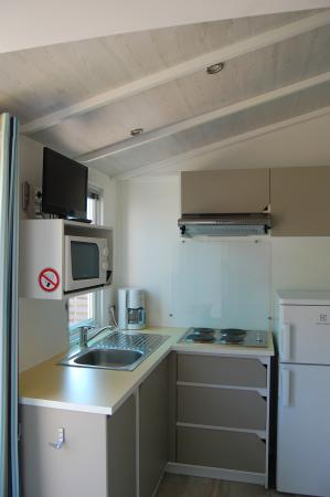 int rieur mobil home camping les cureuils bassin d 39 arcachon ar s picture of camping les. Black Bedroom Furniture Sets. Home Design Ideas