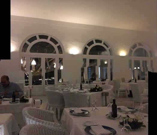 Inside restaurant 2 picture of restaurant dar zarrouk for Sidi bou said restaurant
