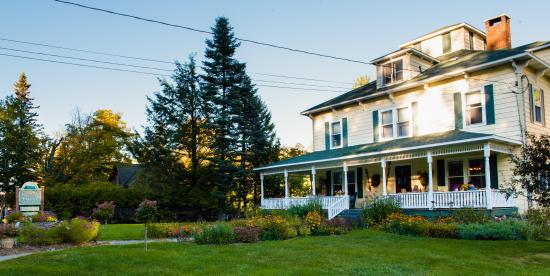Keene Valley Lodge in the Adirondack High Peaks