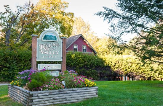 Keene Valley Lodge: Welcome!!!