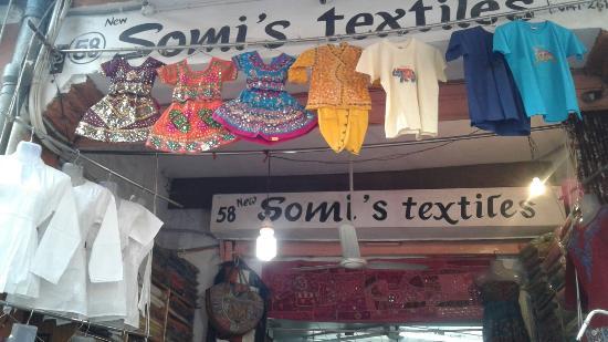 Somi's Textile