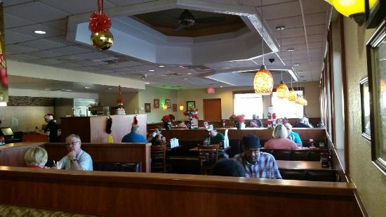 Denny's: More pictures from our breakfast yesterday. Good place for breakfast