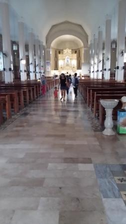 Ilocos Norte Province, Φιλιππίνες: Interior, Batac Church