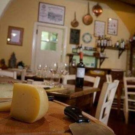 Osteria del Angelo: Osteria Dell'Angelo di Capaccioli Rossana