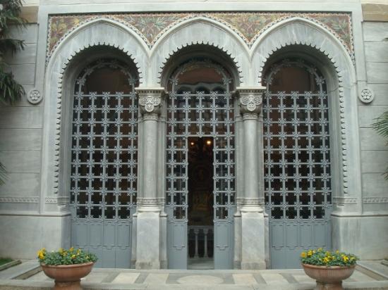 L 39 ingresso alla cripta foto di casa di riposo per for Casa di riposo milano
