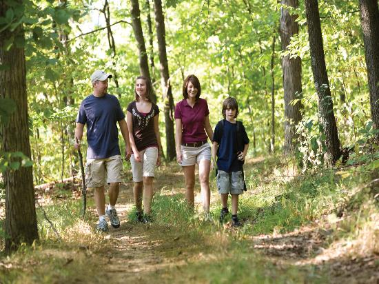 Vienna, WV: McDonough Wildlife Park & Hiking Trails